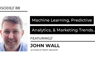 marketing trends with John Wall